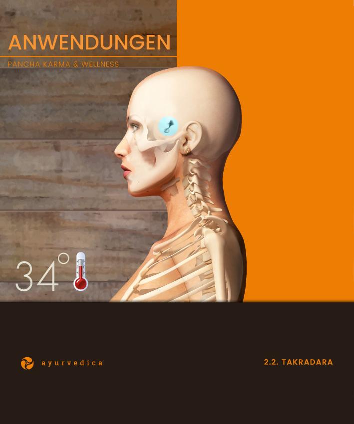 Takradara-Ayurveda-Massage-Ernährung-Doshas-Bamberg-Erlangen--Nürnberg-Coburg-Bayreuth-Würzburg-Ayurvedica-25x30cm